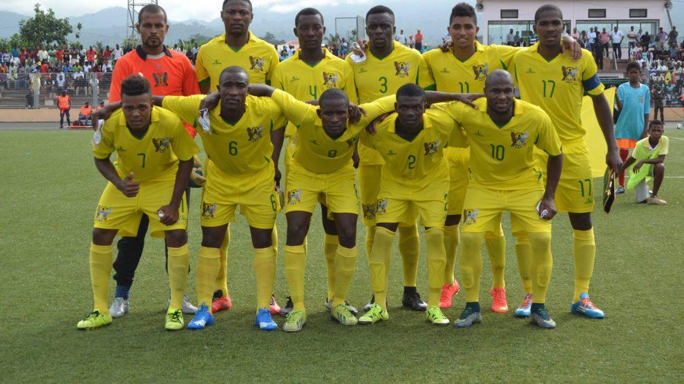 Seleção Santomense