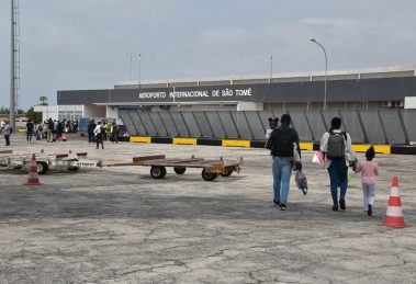 Voo São Tomé e Príncipe