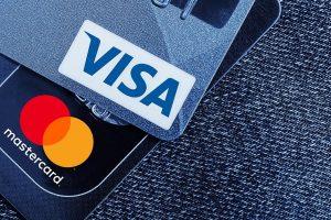 Cartões Visa e Mastercard